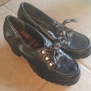 Jellypop comfy black shoes